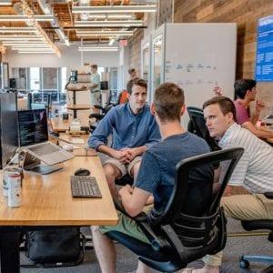 Cross-functional Team Meeting