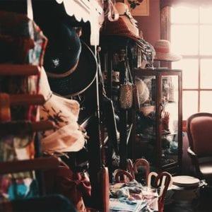 hats antique shop